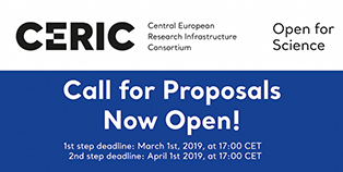 ceric call for propolsals 2019